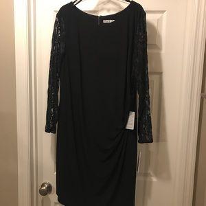 Mid Length Black Dress By Eliza J Nordstrom